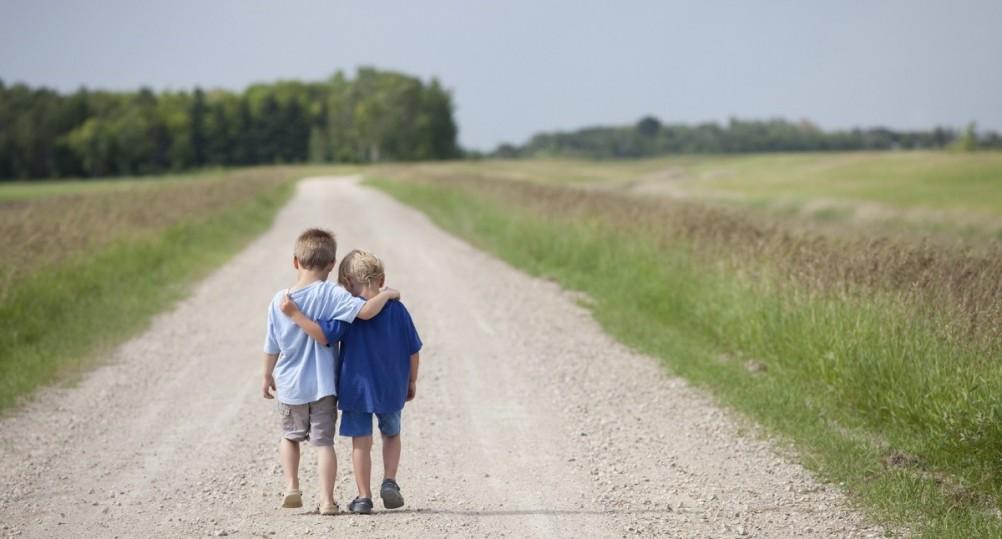 Teaching My Children Generosity