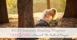 MOPS Summer Reading Program