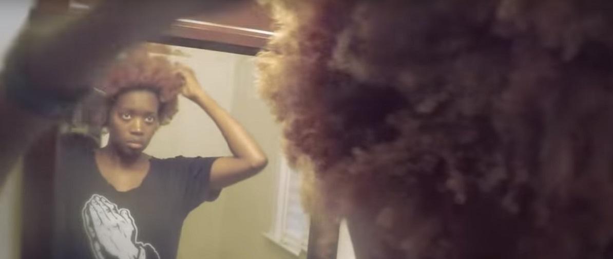 Amena hair