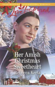 Harlequin Amish Christmas Sweetheart