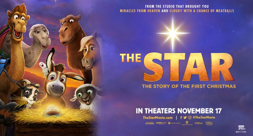 The Star Christmas Movie Banner