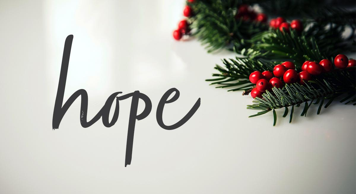 MOPS Advent Devotional hope Asheritah Ciuciu