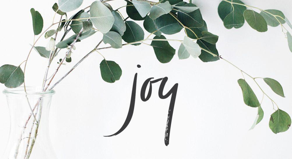 MOPS blog Advent joy