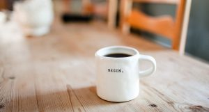 Morning Rituals Coffee Cup