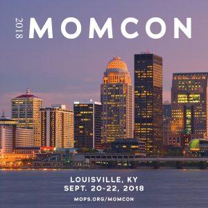 MOMcon Ad