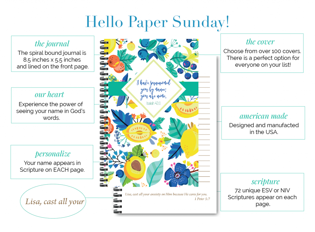 Paper Sunday Journal