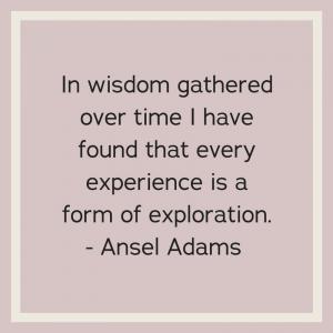 Ansel Adams MOPS