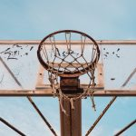 The Spring of the Basketball Hoop