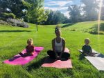 Yoga Exercises With Your Toddler